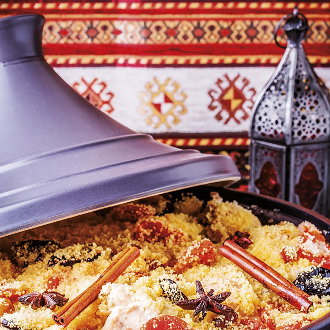 Wereldkeuken - Marokko