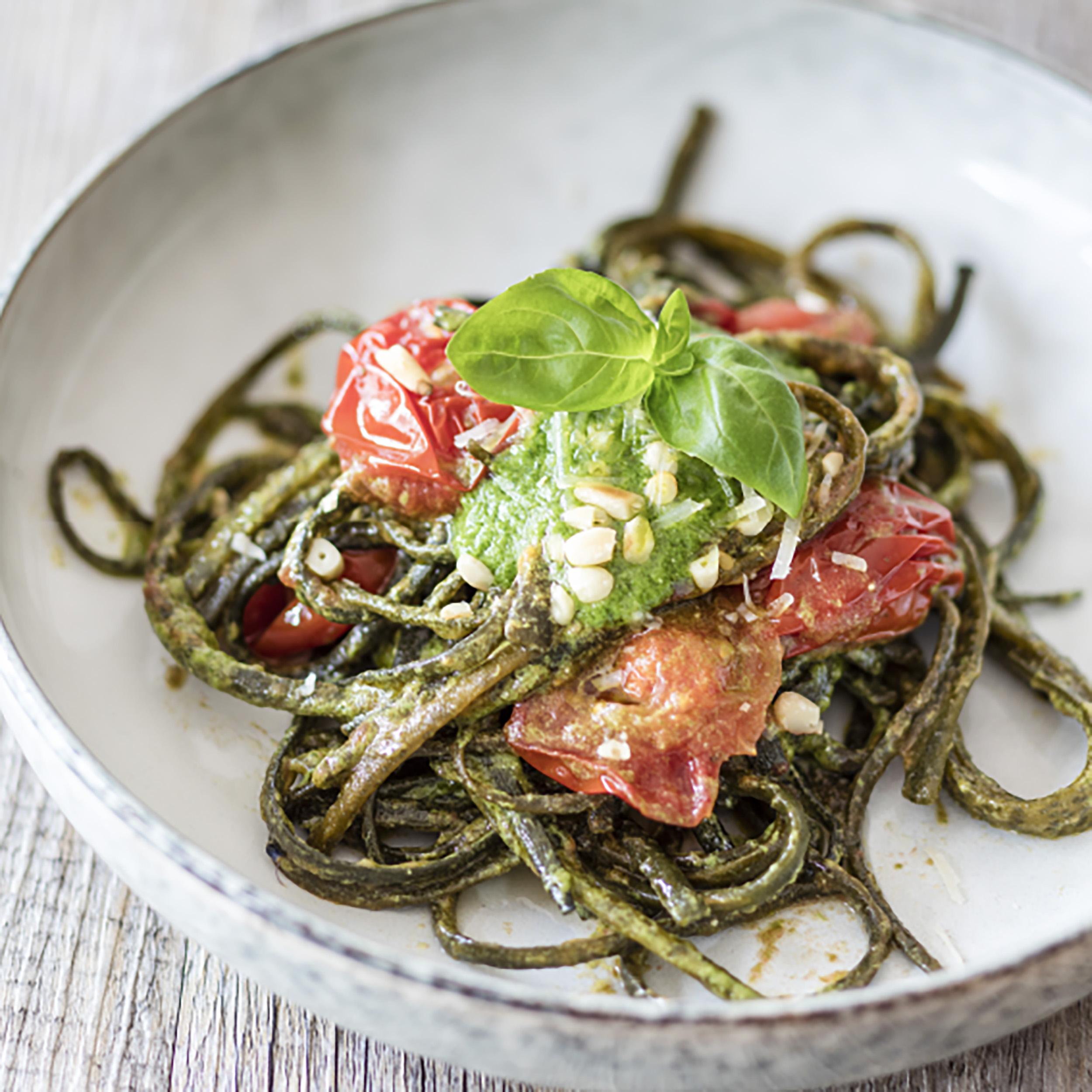 Specials - Koken met zeewier
