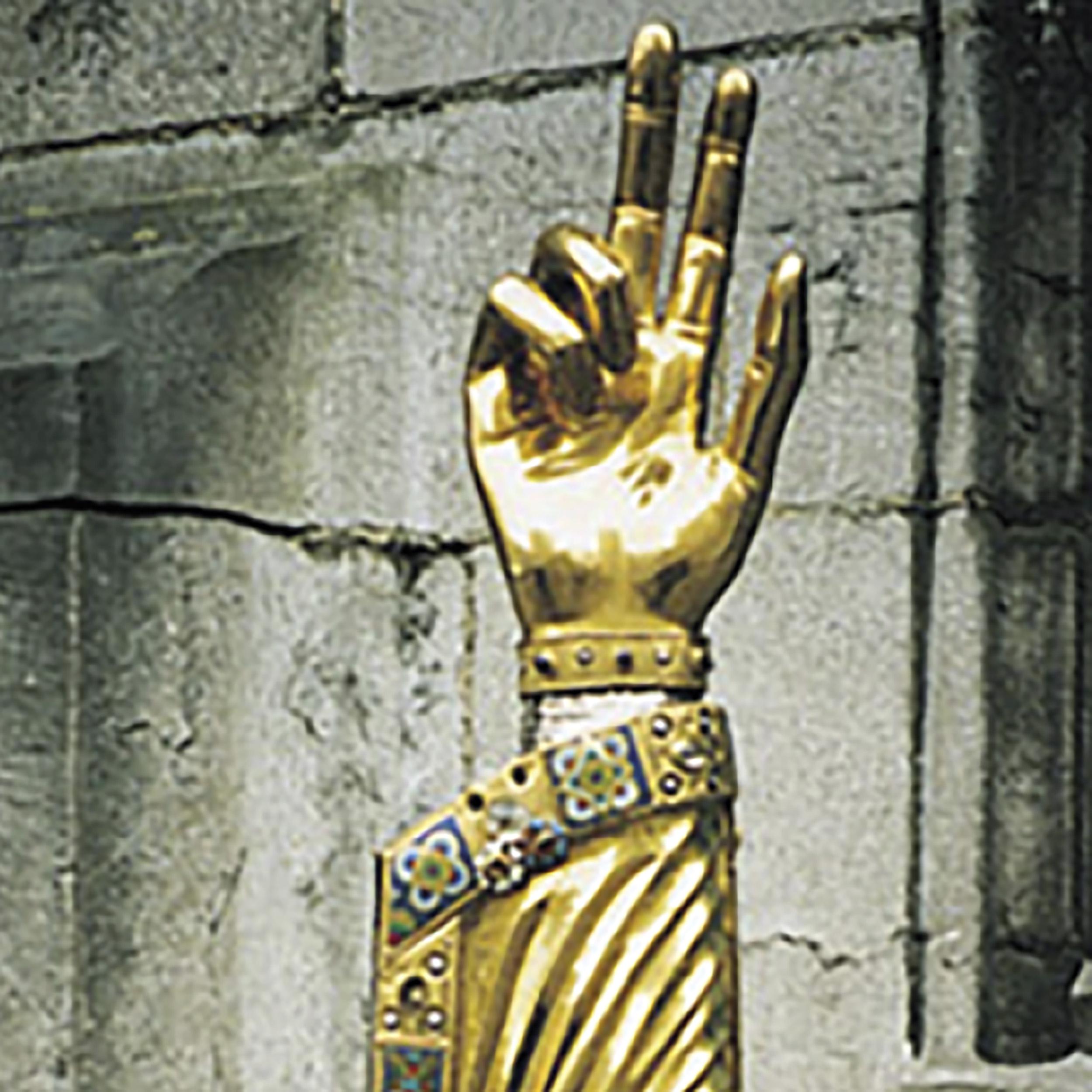 De wonderlijke wereld van middeleeuwse relieken