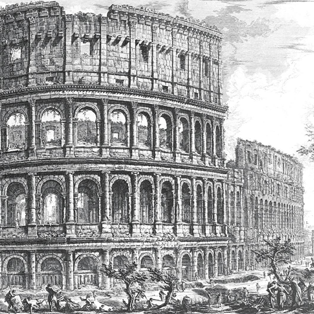Piranesi en de prenten van Rome