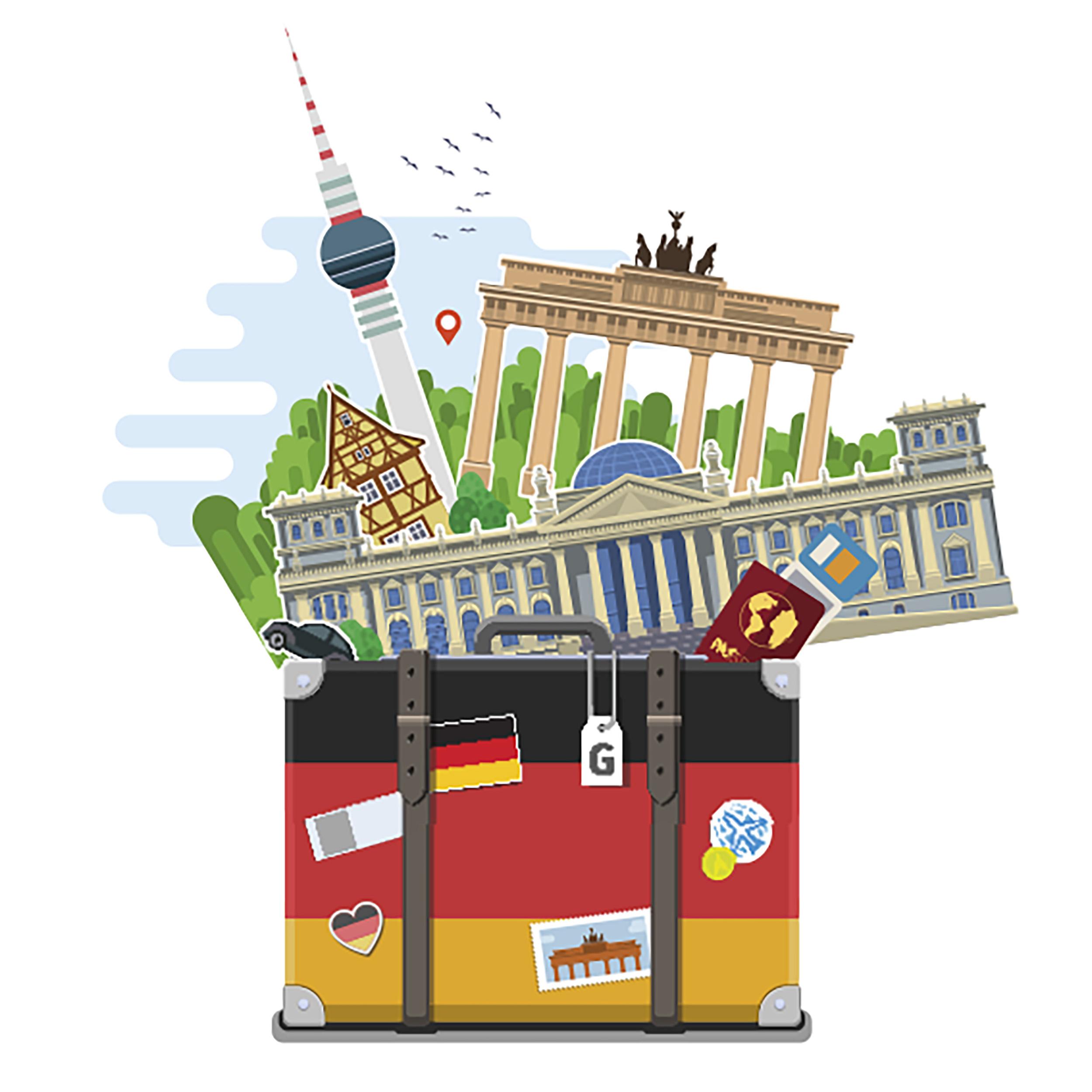 Duits 2 voor kinderen 'Tschüss!'