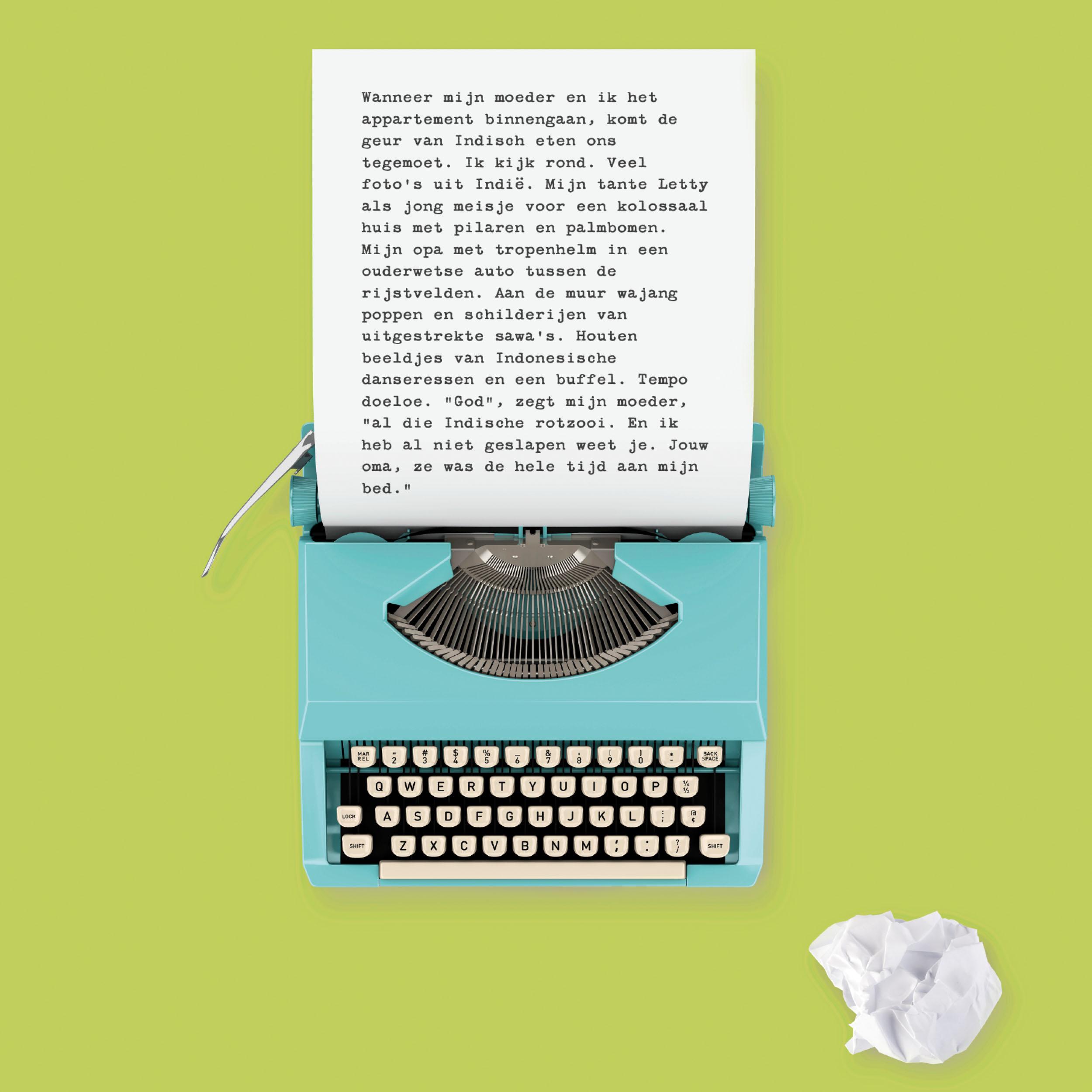 Verhalende teksten schrijven
