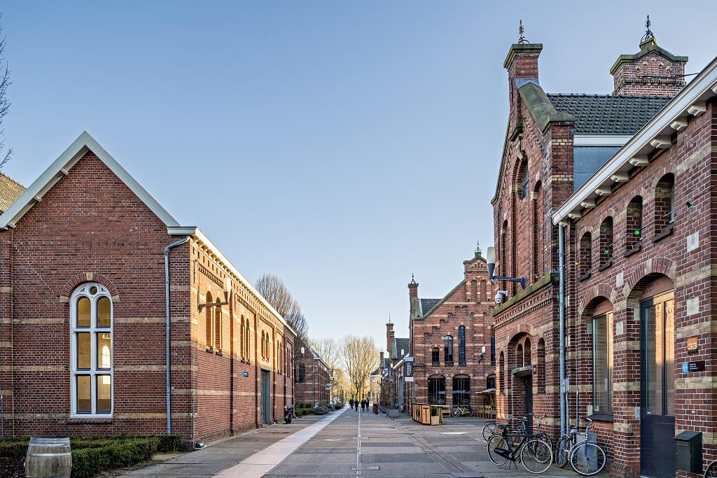 Amsterdam - Westerpark/Westergasfabriek