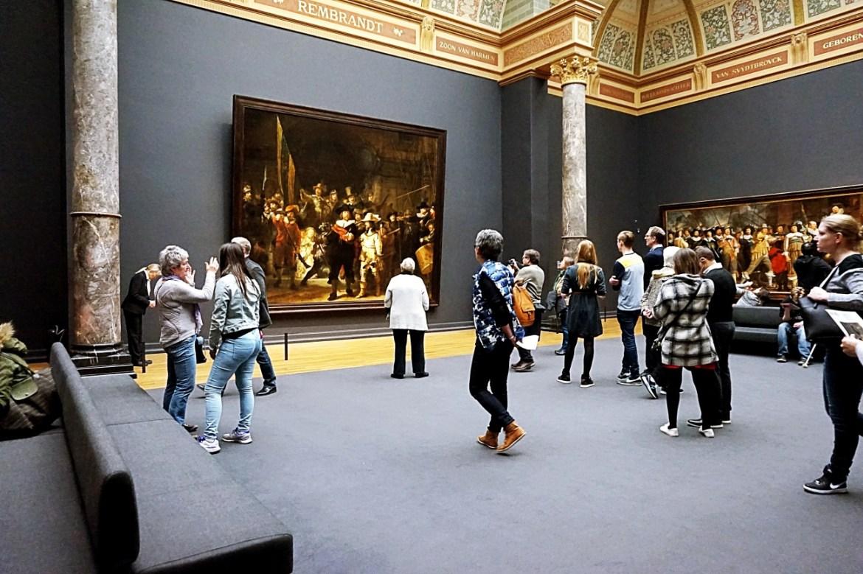 Rijksmuseum - Rondleiding 1: Hoogtepunten collectie vanaf 1500 tot 1700