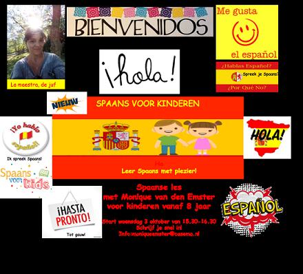 Spaans voor kinderen