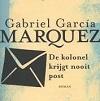 Boekbespreking 'De kolonel krijgt nooit post'