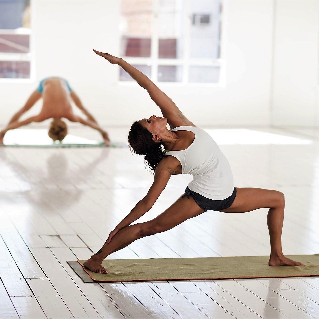 Kennismaken met hatha-yoga