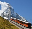 Panoramische treinreizen door Zwitserland