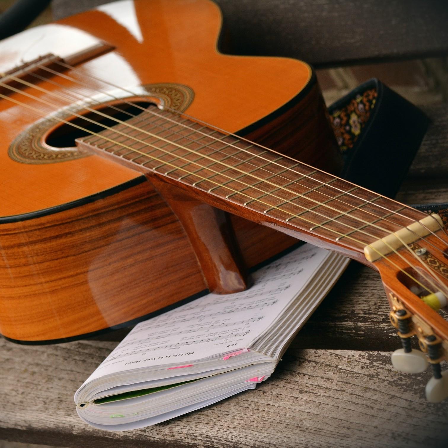 Akoestische gitaarles voor beginners