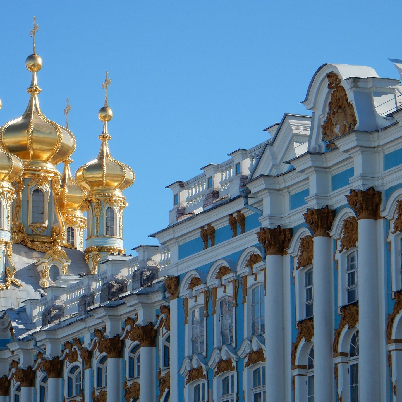 Nederlanders in Sint-Petersburg: Rusluie