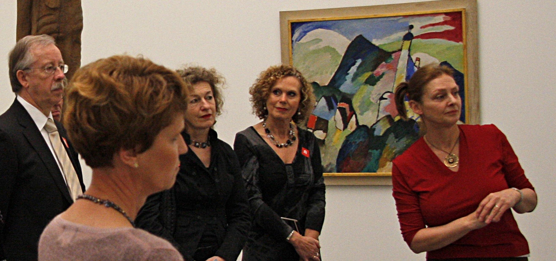 Interactieve rondleiding in het Van Abbemuseum
