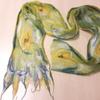 Vilten: een zomerse sjaal