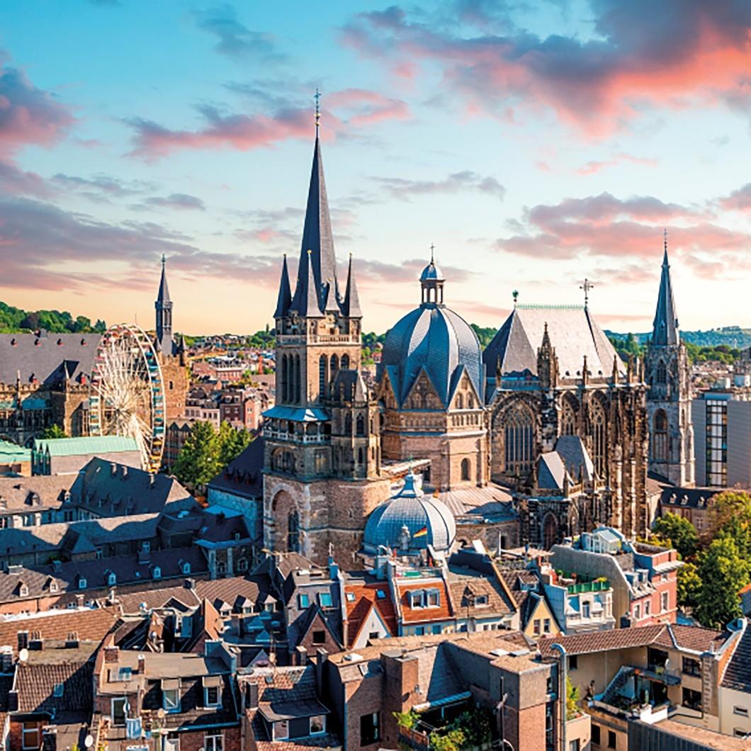 Dagexcursie Aken, de stad van Karel de Grote!