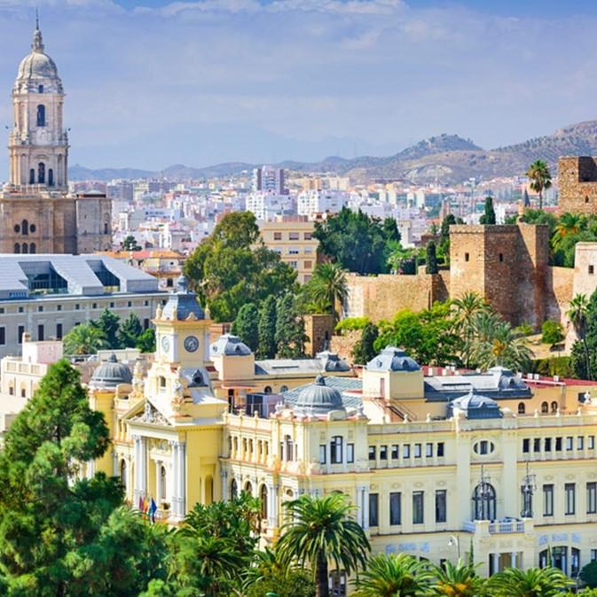 Spaans leren in Málaga - studiereis