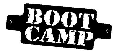Kids Bootcamp NIEUW