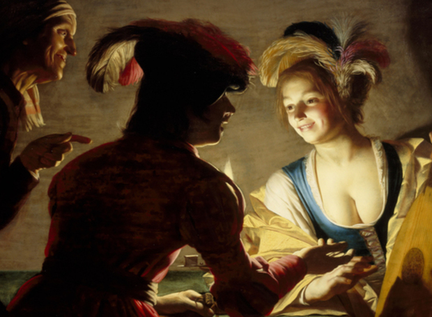 Caravaggio en de Caravaggisten