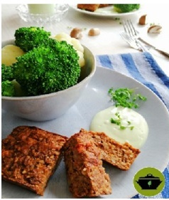 Homemade Veggieburgers