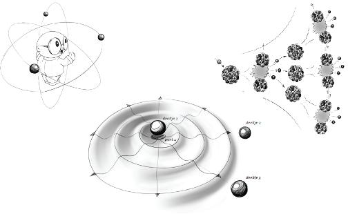 De bizarre wereld van de natuurkunde