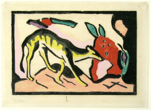 Rondleiding Duitse Expressionisten in het Singer