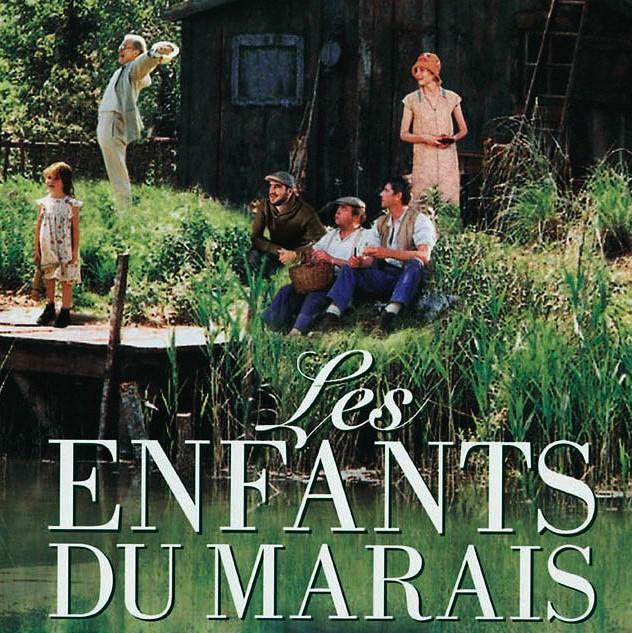 Cinéma français - 'Les enfants du marais' (1999)