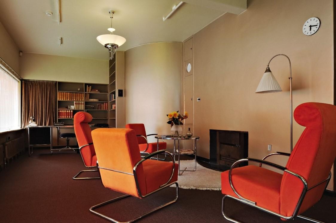 Museumkring: Nederland ⇄ Bauhaus - pioniers van een nieuwe wereld