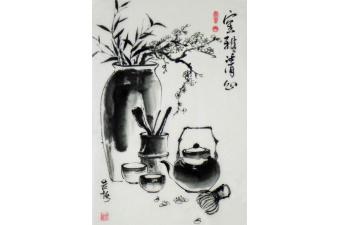 Cursus Chinees en Japans Kunstatelier