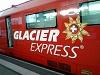 Zwitserland per trein