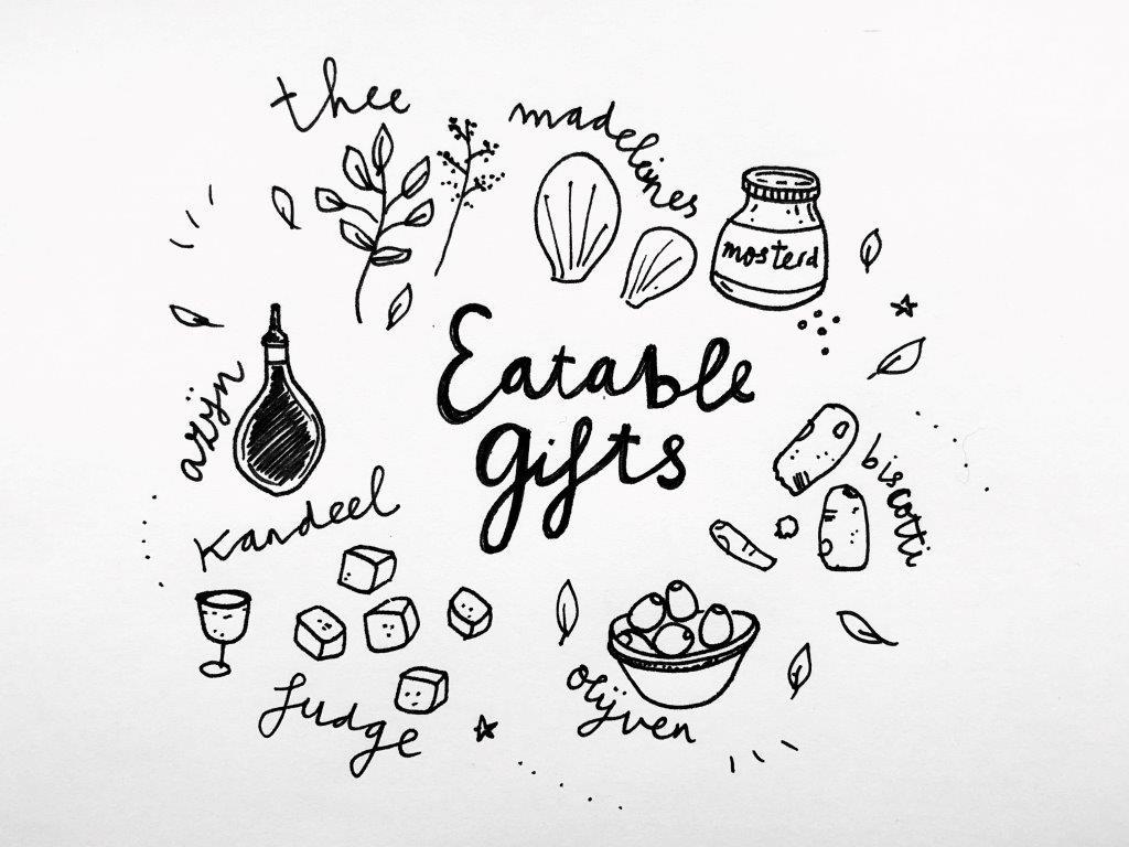 Culinaire cadeautjes