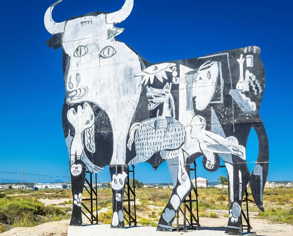 Picasso's fascinatie voor de stier en het stierengevecht
