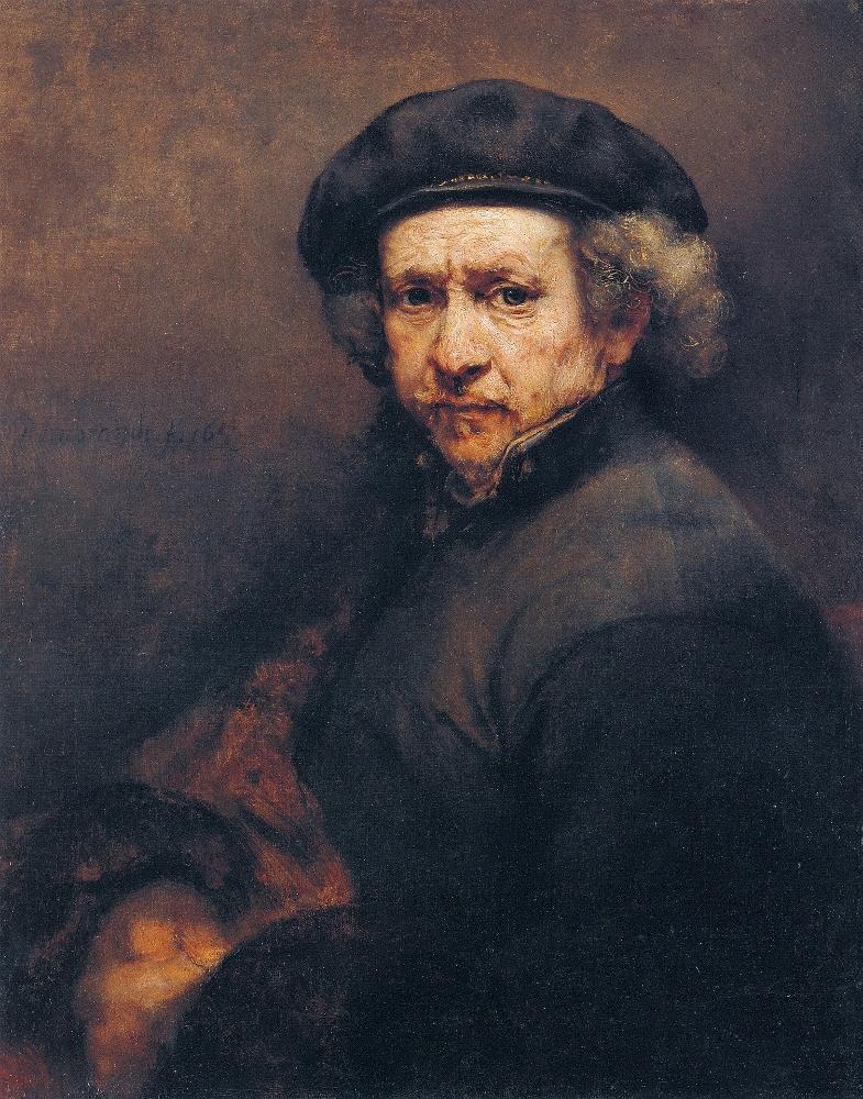 Rembrandt en zijn interpretatie van bijbelse verhalen