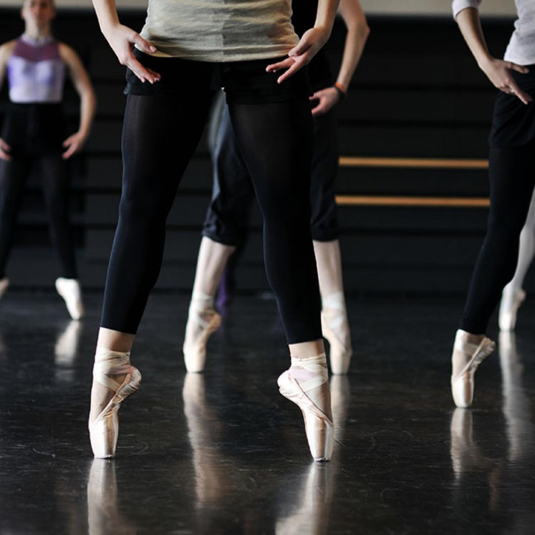 Klassiek ballet volwassenen