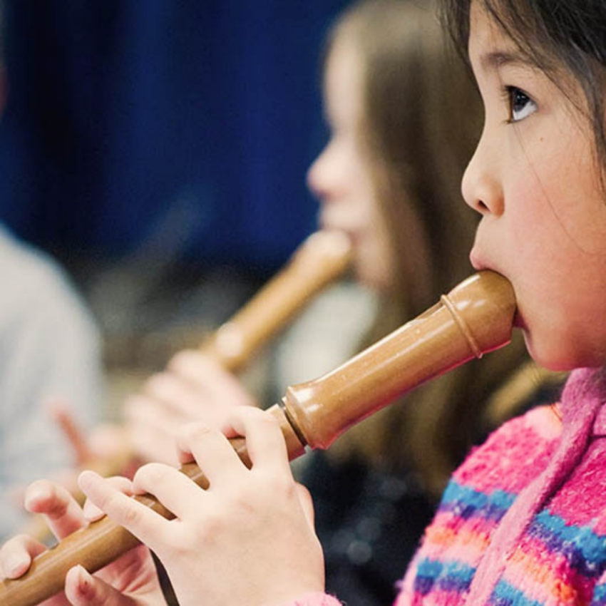 Recorder Course from 4 years