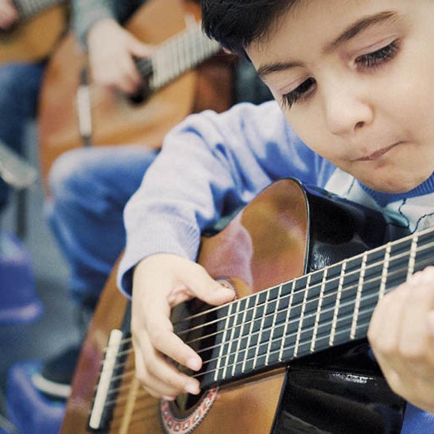 Preparatory Guitar Course