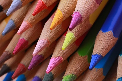 Tekenen kleur