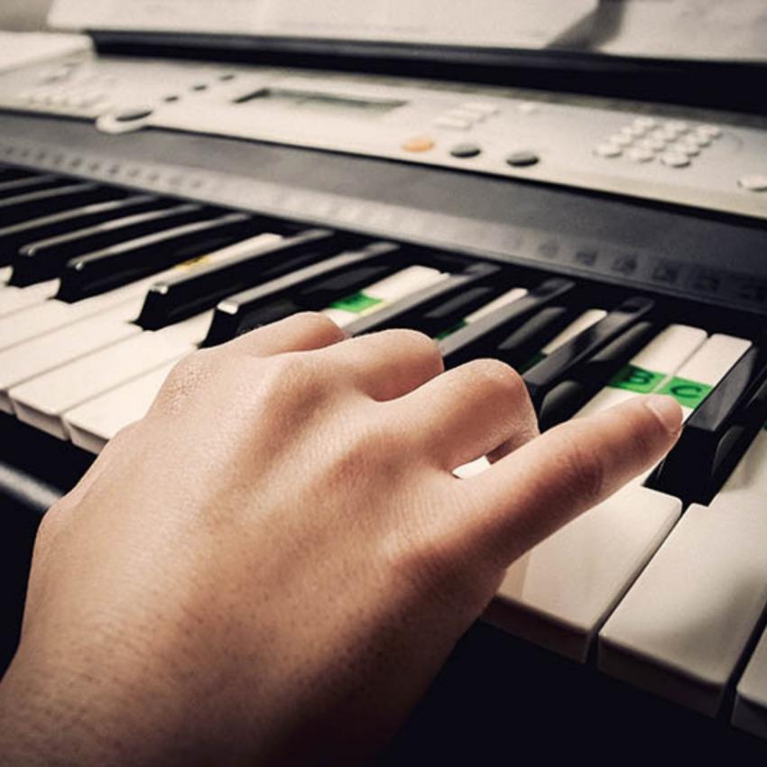 Keyboard voor mensen met een beperking