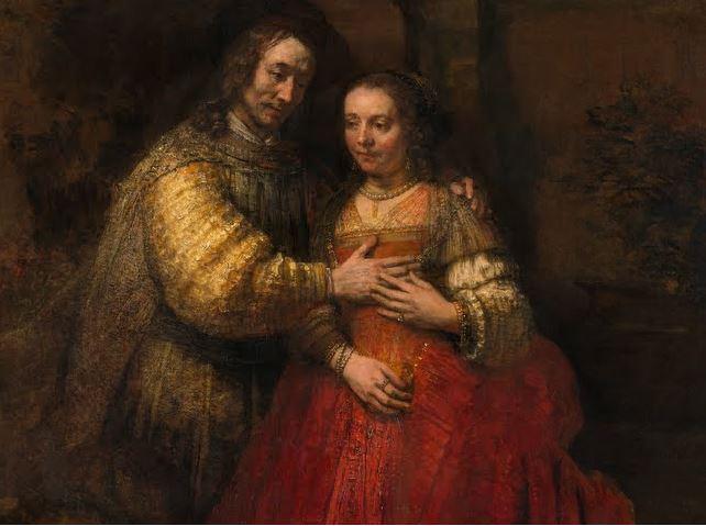 Rembrandt  - Velasquez