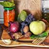 Koken met herfstproducten