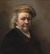 Portret schilderen a la Rembrandt