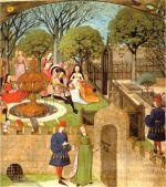 Middeleeuwse tuinen, symboliek of werkelijkheid?