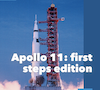 Lezing plus film in Omniversum - Apollo 11: First Steps