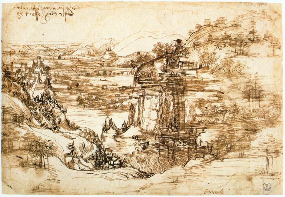 Solliciteren als Leonardo da Vinci