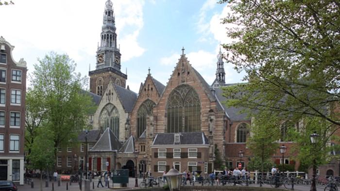 De Oude Kerk van Amsterdam