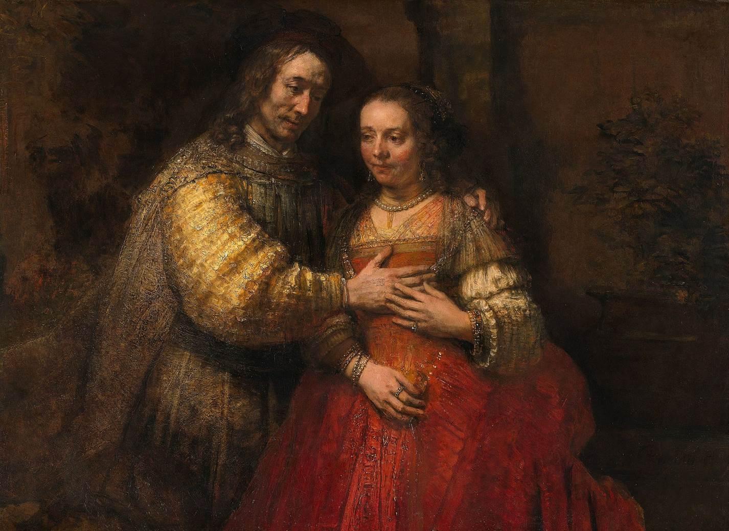In het spoor van Rembrandt
