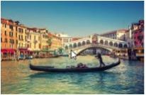 Dwalen door Venetië