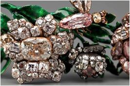 Bezoek aan tentoonstelling 'Juwelen'