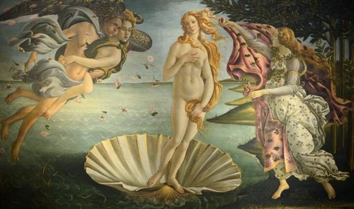 Klassieke mythen in de Renaissance en Barok