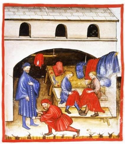 Lezing: Mode in de middeleeuwen