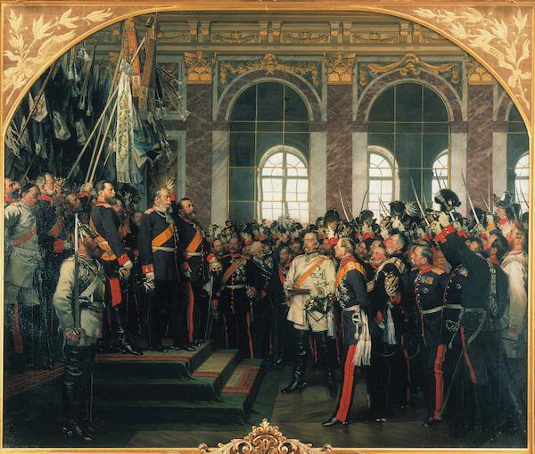 lezingenserie vrede van Versailles