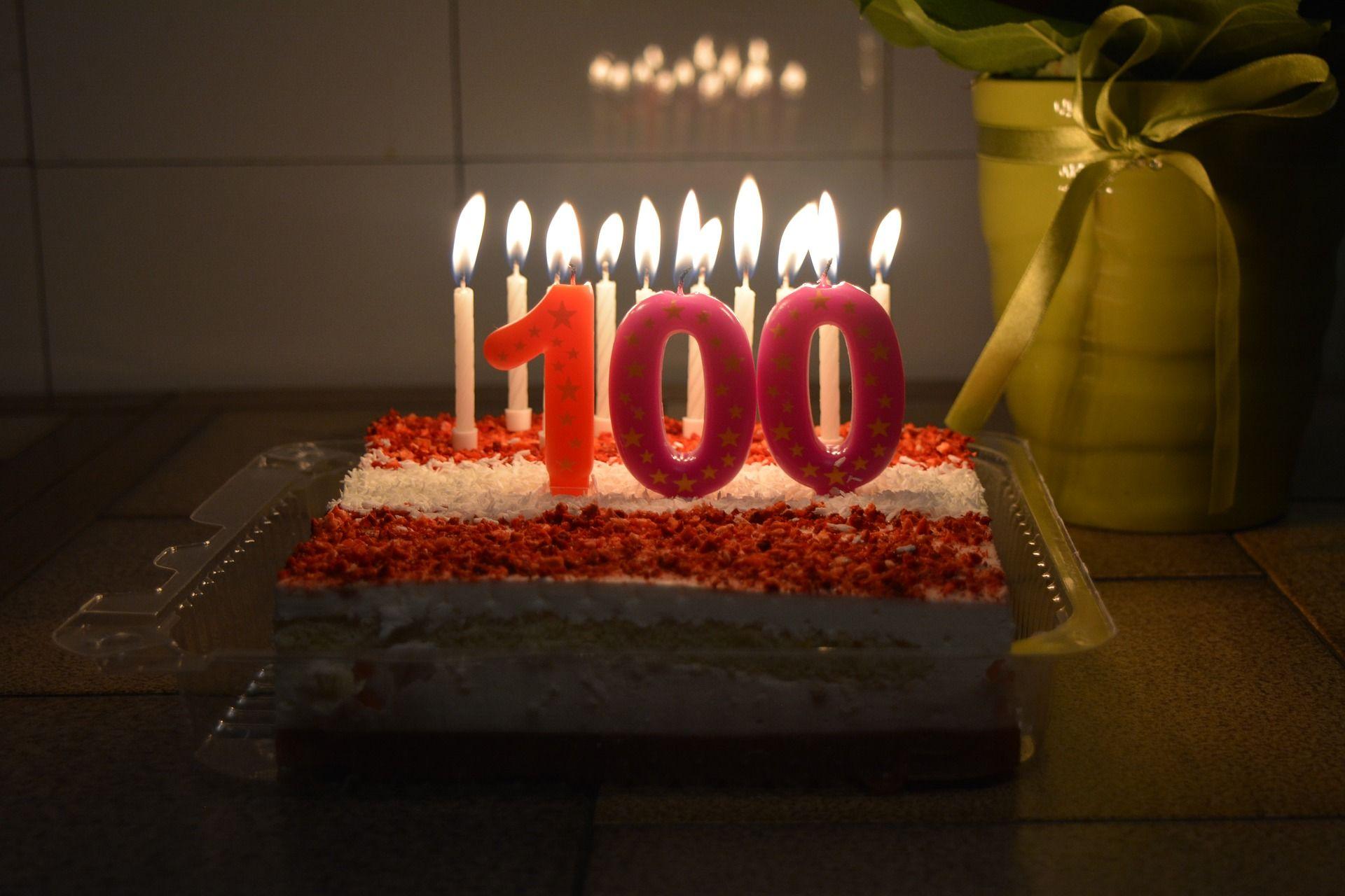 Het geheim van 100 jaar worden