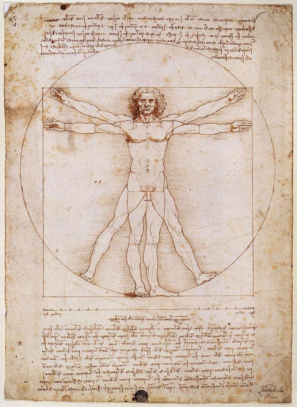 Het genie Leonardo da Vinci